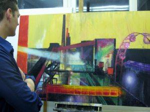 Andrew-Gray-Sunset-Industrie